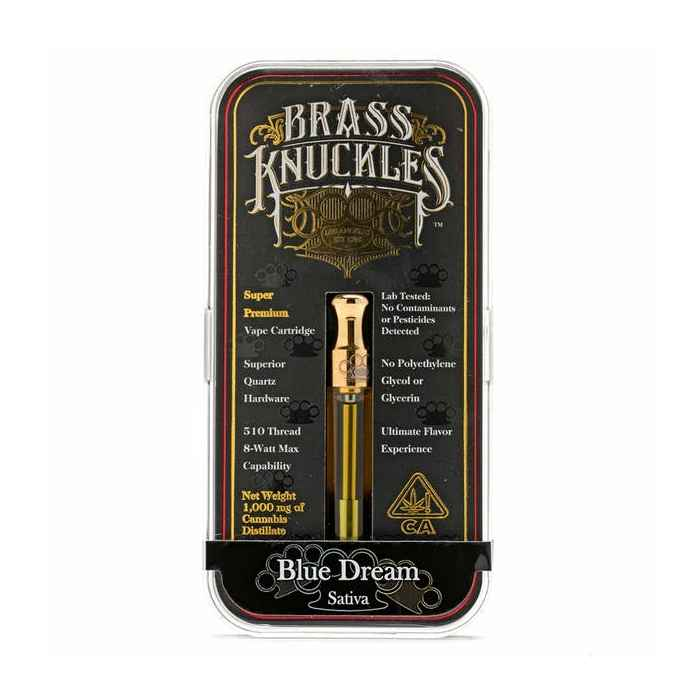 Brass Knuckles Blue Dream