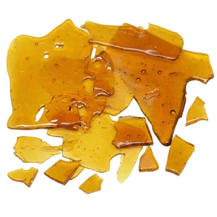 Girl Scout Cookie shatter